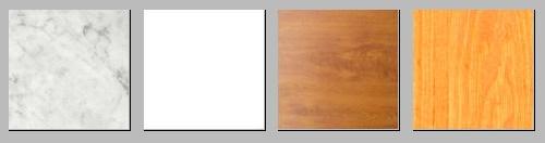 pvc parapetné dosky - mramor,biela,zlatý dub,orech